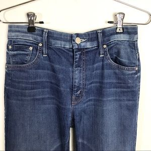MOTHER Jeans - Mother Jeans The Mellow Drama Flare Stardust Wash